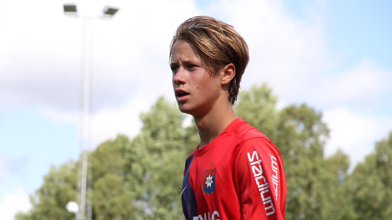 Felix Reichenberg | 2003 | Mittfältare |U16