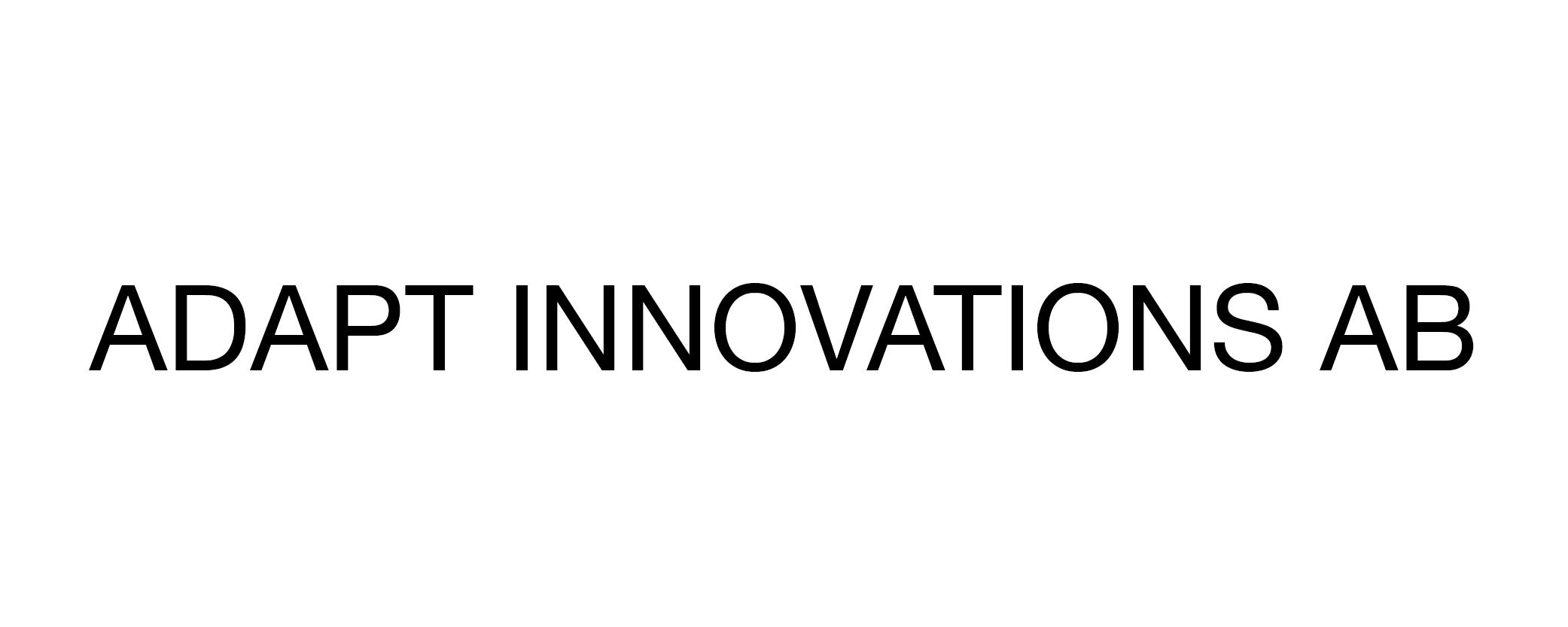 Adapt Innovations AB